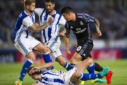 Прогноз на футбол: Леганес – Реал Сосьедад, Примера, 18 тур (07/01/2018/14:00)