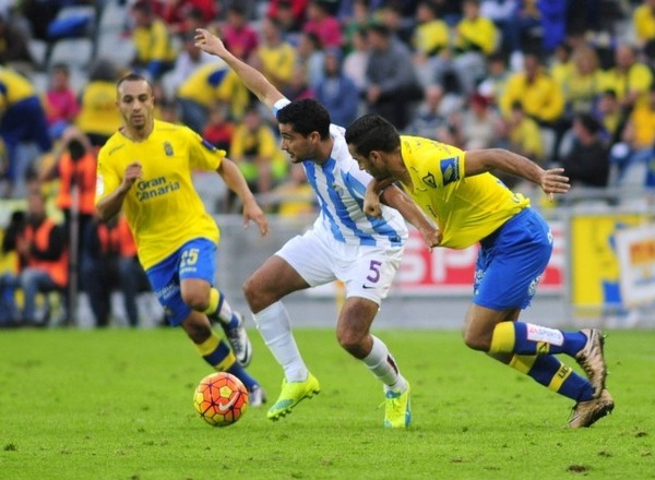Прогноз на футбол: Лас Пальмас – Малага, Примера, 22 тур (05/02/2018/23:00)