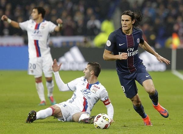 Прогноз на футбол: Лион – ПСЖ, Лига 1, 22 тур (21/01/2018/23:00)