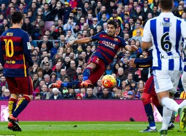 Прогноз на футбол: Реал Сосьедад – Барселона, Примера, 19 тур (14/01/2018/22:45)