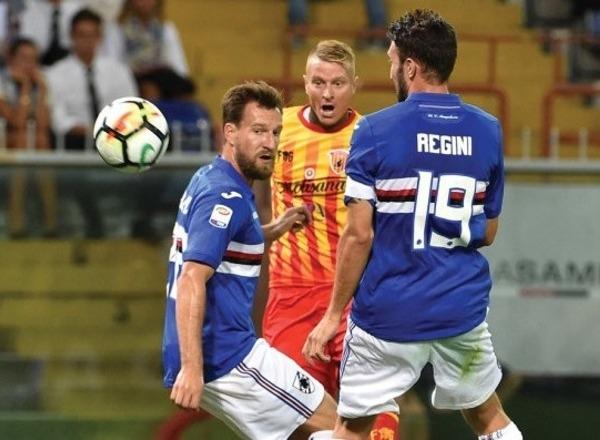 Прогноз на футбол: Беневенто – Сампдория, Серия А, 20 тур (06/01/2018/17:00)