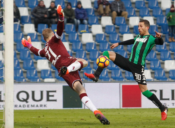 Прогноз на футбол: Сассуоло – Торино, Серия А, 21 тур (21/01/2018/17:00)