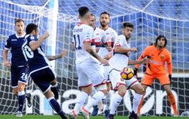 Прогноз на футбол: Лацио – Дженоа, Серия А, 23 тур (05/02/2018/22:45)