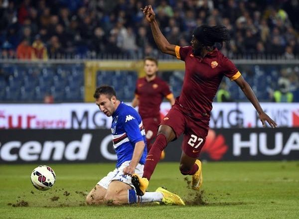 Прогноз на футбол: Сампдория – Рома, Серия А, 3 тур (24/01/2018/22:45)