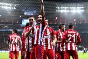 Букмекеры уверены: «Атлетико» выиграет Лигу Европы