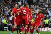 Прогноз на футбол: Бавария – Бешикташ, Лига Чемпионов, 1/8 финала (20/02/2018/22:45)