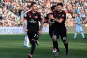 Прогноз на футбол: Милан – Лудогорец, Лига Европы, 1/16 финала (22/02/2018/23:05)
