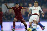 Прогноз на футбол: Рома –  Милан, Серия А, 26 тур (25/02/2018/22:45)