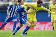 Прогноз на футбол: Вильярреал – Алавес, Примера, 23 тур (10/02/2018/15:00)