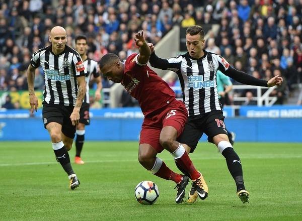 Прогноз на футбол: Ливерпуль – Ньюкасл, АПЛ, 29 тур (03/03/2018/20:30)