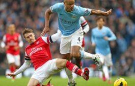 Прогноз на футбол: Арсенал – Манчестер Сити, АПЛ, 28 тур (01/03/2018/22:45)