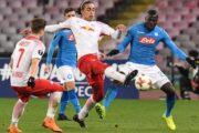 Прогноз на футбол: Лейпциг – Наполи, Лига Европы, 1/16 финала (22/02/2018/21:00)