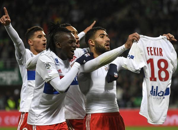 Прогноз на футбол: Лион – Сент-Этьен, Лига 1, 27 тур (25/02/2018/19:00)