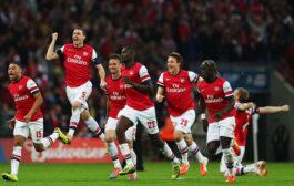Букмекеры не верят в то, что Арсенал выиграет все матчи февраля