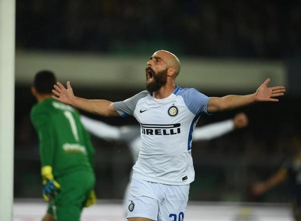 Прогноз на футбол: Интер –  Верона, Серия А, 30 тур (31/03/2018/16:00)