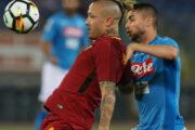 Прогноз на футбол: Наполи – Рома, Серия А, 27 тур (03/03/2018/22:45)
