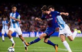 Прогноз на футбол: Малага – Барселона, Примера, 28 тур (10/03/2018/22:45)