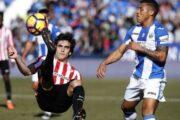 Прогноз на футбол: Атлетик Бильбао – Леганес, Примера, 28 тур (11/03/2018/22:45)