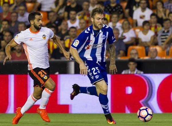 Прогноз на футбол: Валенсия – Алавес, Примера, 29 тур (17/03/2018/18:15)