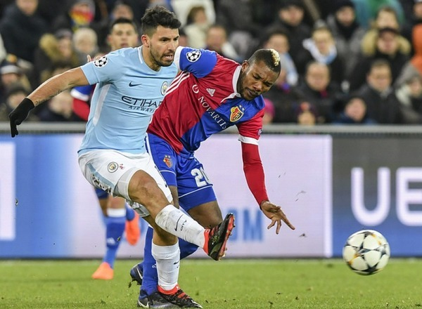 Прогноз на футбол: Манчестер Сити – Базель, Лига Чемпионов, 1/8 финала (07/03/2018/22:45)