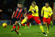 Прогноз на футбол: Уотфорд – Борнмут, АПЛ, 32 тур (31/03/2018/17:00)