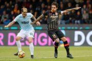 Прогноз на футбол: Лацио – Беневенто, Серия А, 30 тур (31/03/2018/16:00)