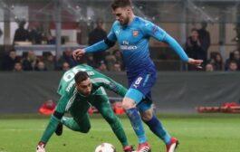 Прогноз на футбол: Арсенал – Милан, Лига Европы, 1/8 финала (15/03/2018/23:05)