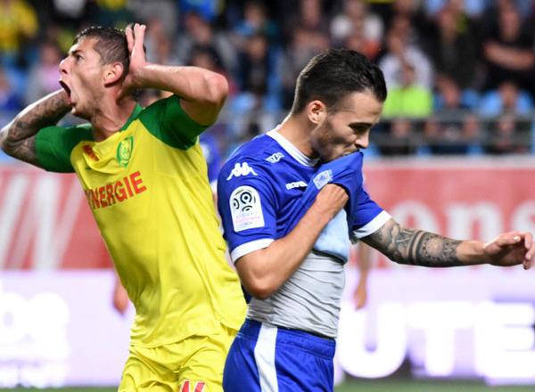 Прогноз на футбол: Нант – Труа, Лига 1, 29 тур (10/03/2018/22:00)