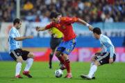 Прогноз на футбол: Испания – Аргентина, Товарищеский матч (27/03/2018/23:30)