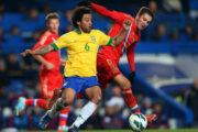 Прогноз на футбол: Россия – Бразилия, Товарищеский матч (23/03/2018/19:00)