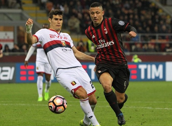 Прогноз на футбол: Дженоа – Милан, Серия А, 28 тур (11/03/2018/20:00)