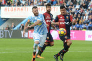 Прогноз на футбол: Дженоа – СПАЛ, Серия А, 30 тур (31/03/2018/16:00)