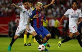 Прогноз на футбол: Севилья – Барселона, Примера, 30 тур (31/03/2018/21:45)