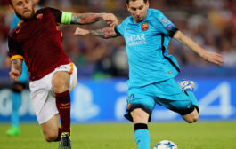 Прогноз на футбол: Рома – Барселона, Лига Чемпионов, 1/4 финала (10/04/2018/21:45)