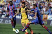 Прогноз на футбол: Атлетико – Леванте, Примера, 32 тур (15/04/2018/17:15)