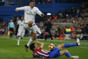 Прогноз на футбол: Реал Мадрид – Атлетико Мадрид, Примера, 31 тур (08/04/2018/17:15)
