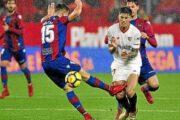 Прогноз на футбол: Леванте – Севилья, Примера, 35 тур (27/04/2018/22:00)