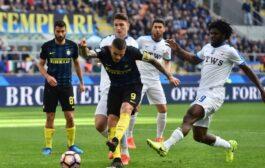 Прогноз на футбол: Аталанта – Интер, Серия А, 32 тур (14/04/2018/21:45)