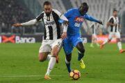 Прогноз на футбол: Ювентус – Наполи, Серия А, 34 тур (22/04/2018/21:45)