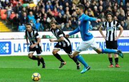 Прогноз на футбол: Наполи – Удинезе, Серия А, 33 тур (18/04/2018/21:45)