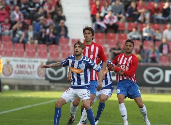 Прогноз на футбол: Алавес – Жирона, Примера, 33 тур (19/04/2018/20:30)