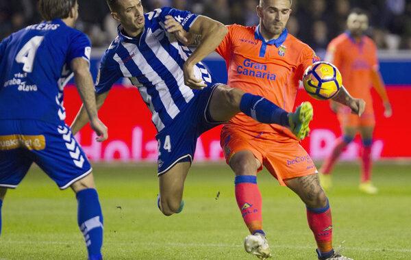 Прогноз на футбол: Лас Пальмас – Алавес, Примера, 34 тур (22/04/2018/19:30)
