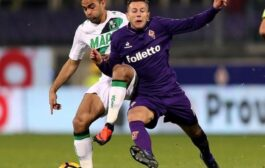 Прогноз на футбол: Сассуоло – Фиорентина, Серия А, 34 тур (21/04/2018/19:00)