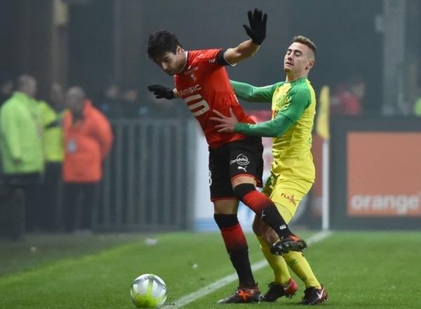 Прогноз на футбол: Нант – Ренн, Лига 1, 34 тур (20/04/2018/20:30)