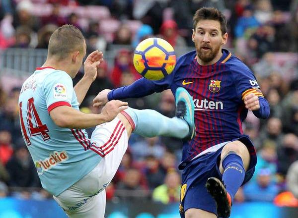 Прогноз на футбол: Сельта – Барселона, Примера, 33 тур (17/04/2018/22:00)
