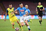 Прогноз на футбол: Наполи – Кьево, Серия А, 31 тур (08/04/2018/16:00)