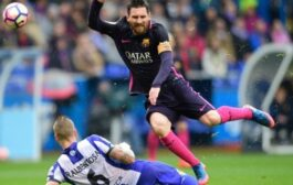 Прогноз на футбол: Депортиво – Барселона, Примера, 35 тур (29/04/2018/21:45)