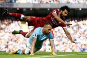 Прогноз на футбол: Ливерпуль – Манчестер Сити, Лига Чемпионов, 1/4 финала (04/04/2018/21:45)