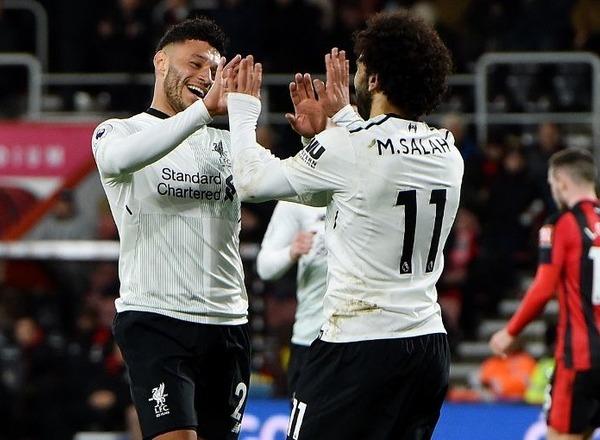 Прогноз на футбол: Ливерпуль – Борнмут, АПЛ, 34 тур (14/04/2018/19:30)