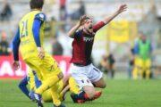 Прогноз на футбол: Болонья – Кьево, Серия А, 37 тур (13/05/2018/16:00)